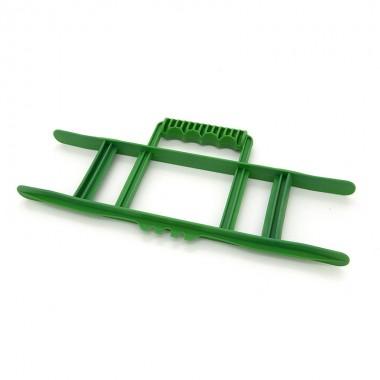 Nawijak ręczny do przedłużacza, kabla, przewodu, przenośny, zielony CW-G