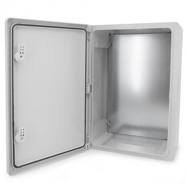 Skrzynka, szafa, obudowa ABS, plastikowa rozdzielnica ELS Elektrotechnika OA500350200